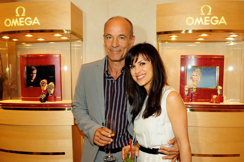 Omega Lauterbach und Frau